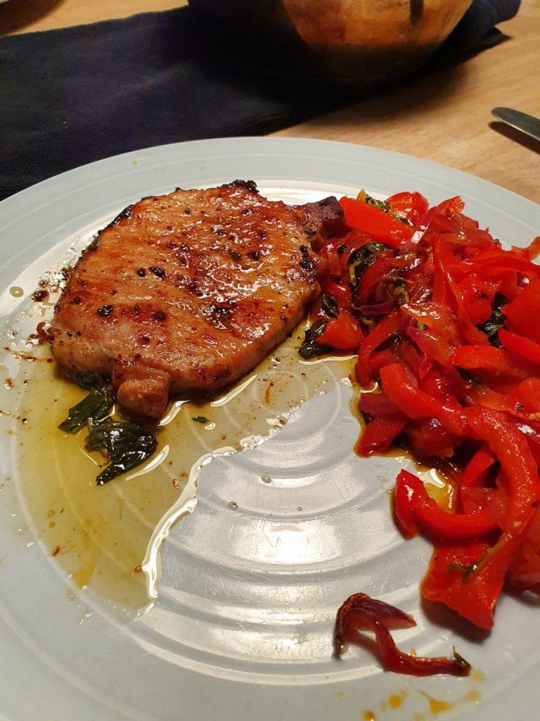 Het weidevarkensvlees van 't Krulstaartje onderscheid zich in smaak en kwaliteit
