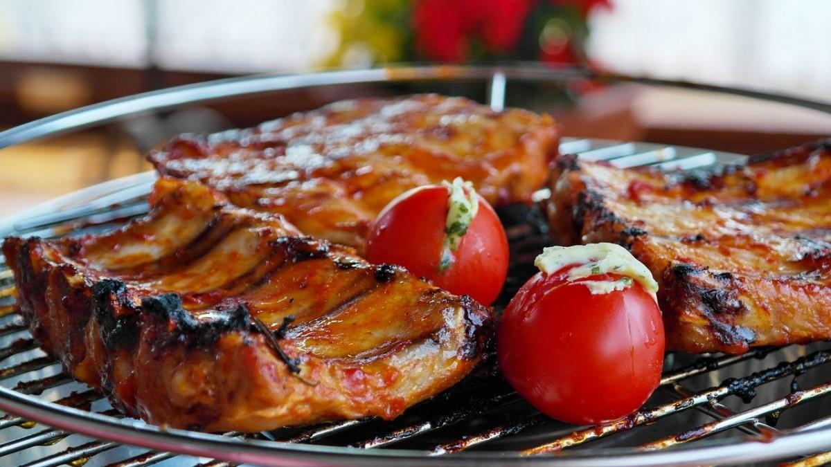 Heerlijk weidevarkensvlees